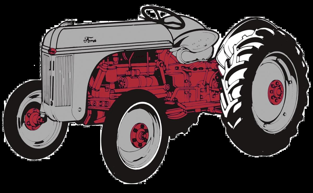 8n ford tractor parts