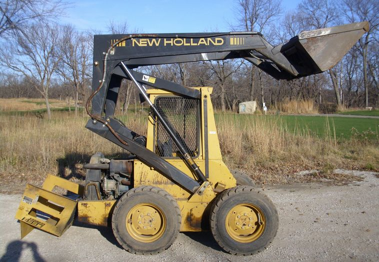 New Holland L555 Skid Steer Parts Store  If you need help