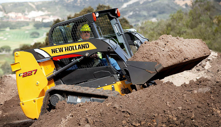 New Holland LT185 B Track Loader Parts - Online Parts Store